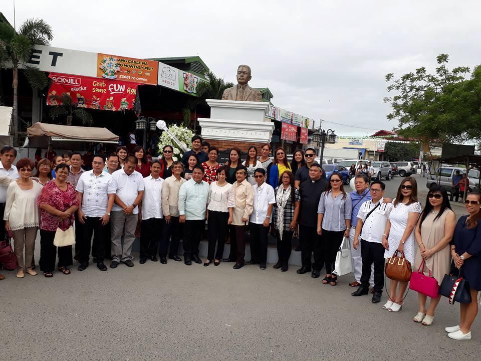 Commemorating the150th Birth Celebration of Juan Crisostomo Caballa Soto