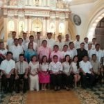 Oath Taking of Newly Elected Barangay Officials at San Guillermo Parish Church