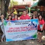 Team Building – Photo Shoot with Mayor Jomar