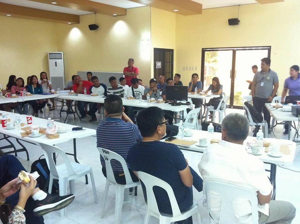 Meeting of Quarry Operators