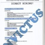 Direct Hiring