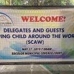 Gift-giving of Sleeping Children Around the World (SCAW) Foundation