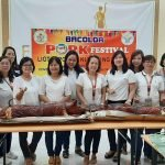 Bacolor Town Hosts Pork Festival to Allay ASF Scare