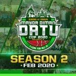 Inter Barangay Datu Cup Season II – February 2020