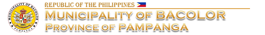 Municipality of Bacolor Pampanga