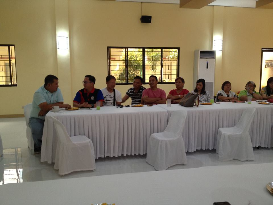 Local Development Council Meeting at Multi Purpose Hall