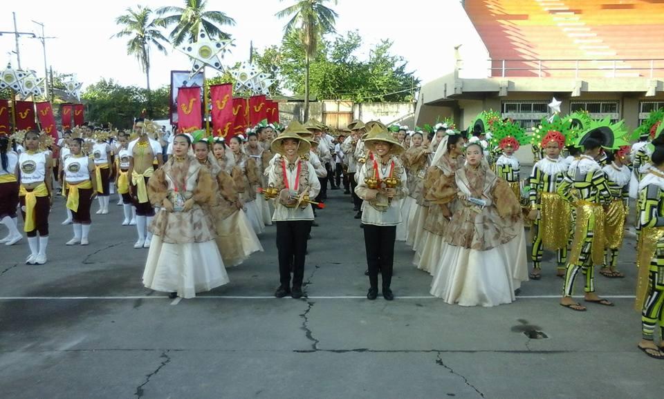 Opening of Pampanga Day Celebration
