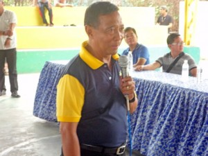 Bacolor Visit of Vice-President Binay (Feb 2015)
