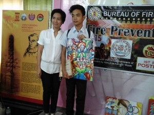 Fire Prevention Month Poster Making Contest