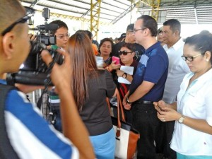 Launching of Presyo, Trabaho, Kita (PTK) Program of Senator Alan Peter Cayetano (Jan. 2015)