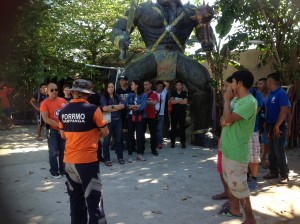 Three Day Water Search and Rescue (WSAR) Training Seminar