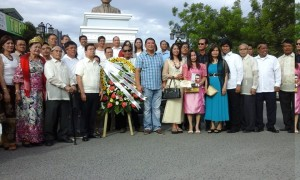 Celebration of 149th Birthday of Juan Crisostomo Soto - Kapampangan Poet, Playwright