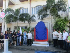 Unveiling Ceremony of the Official Seal and Launching of the Official Hymno ning Balen Baculud