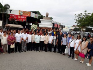 Commemorating the150th Birth Celebration of Juan Crisostomo Caballa Soto