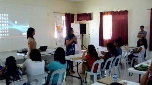 Livelihood training on t-shirt printing  - Bacolor Pampanga (1)