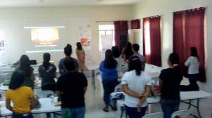 Livelihood training on t-shirt printing  - Bacolor Pampanga (3)