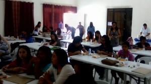 Livelihood training on t-shirt printing  - Bacolor Pampanga (7)