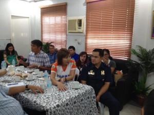 Meeting with Secretary Manny Pinon (10)
