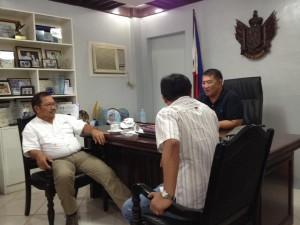 Meeting with Secretary Manny Pinon (12)