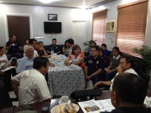 Meeting with Secretary Manny Pinon (13)