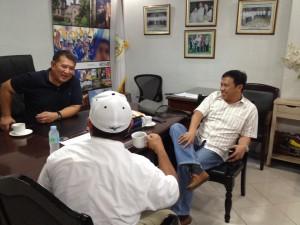 Meeting with Secretary Manny Pinon (14)