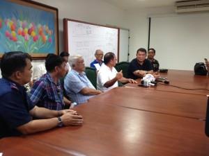 Meeting with Secretary Manny Pinon (16)