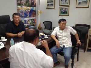 Meeting with Secretary Manny Pinon (17)