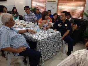 Meeting with Secretary Manny Pinon (2)