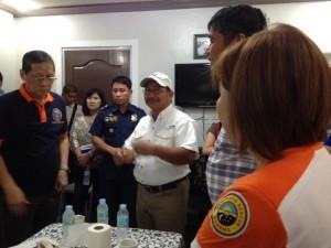 Meeting with Secretary Manny Pinon (4)