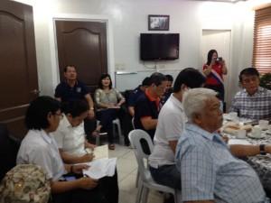 Meeting with Secretary Manny Pinon (5)