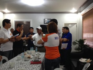 Meeting with Secretary Manny Pinon (8)