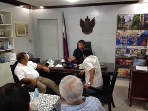 Meeting with Secretary Manny Pinon (9)
