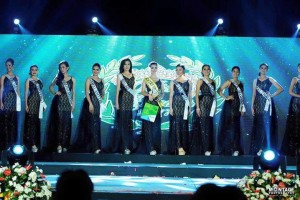 Miss Bacolor 2017 Coronation Night