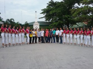 Presentation of Miss Bacolor Candidates (1)