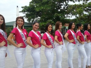 Presentation of Miss Bacolor Candidates (5)