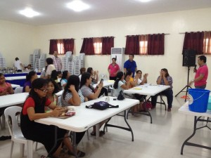 Skills and Livelihood Training of Mayor Jomar Hizon in Partnership with DTI and Congressman Dong Gonzales (3)