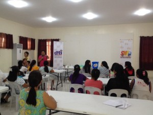 Skills and Livelihood Training of Mayor Jomar Hizon in Partnership with DTI and Congressman Dong Gonzales (6)