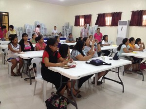 Skills and Livelihood Training of Mayor Jomar Hizon in Partnership with DTI and Congressman Dong Gonzales (7)