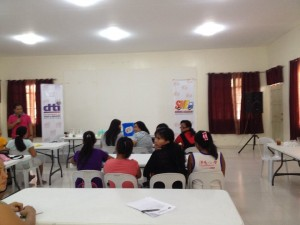 Skills and Livelihood Training of Mayor Jomar Hizon in Partnership with DTI and Congressman Dong Gonzales (8)