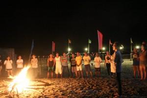 Team Building 2017 at Beach Walk San Antonio Zambales (2)