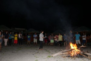Team Building 2017 at Beach Walk San Antonio Zambales (4)