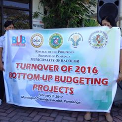 Turn over of BUB AssistedFunded Projects (9)