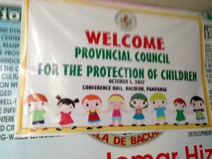 Validation on the Local Council for the Protection of Children