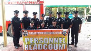 BFP R3 Annual Personnel Headcount 2018