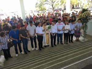 BLESSING OF DON BOSCO BACOLOR