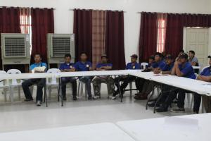 Basic Life Support Training of Different Barangays