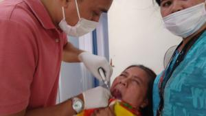 Brgy Dolores Tooth Extraction
