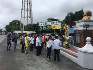 Commemoration of 100th Death Anniversary of Juan Crisostomo Soto