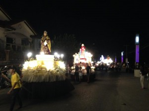 Holy Wenesday Procession in Villa de Bacolor Pampanga