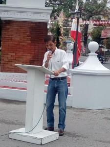 Poet Laureate Francisco M